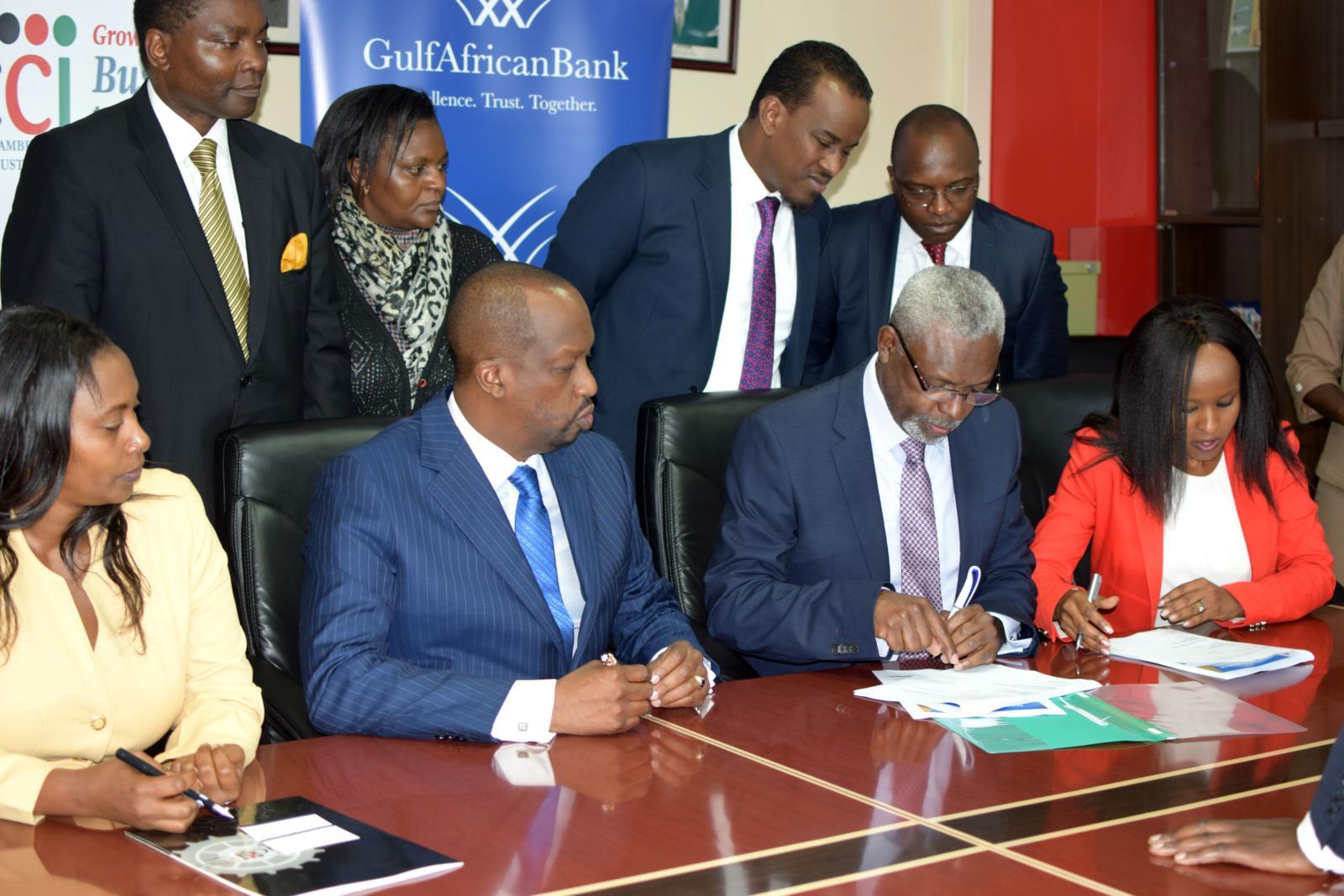GAB/KNCCI partnership