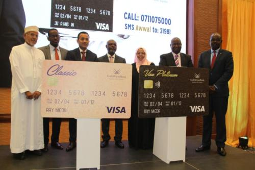 Launch of GAB Awwal credit card